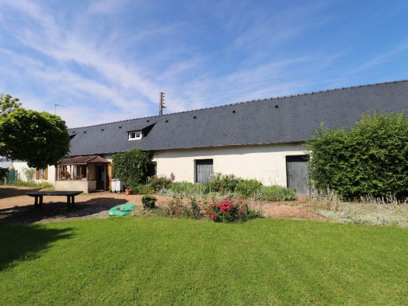 Sale house / villa Bailleau le pin 210000€ - Picture 1