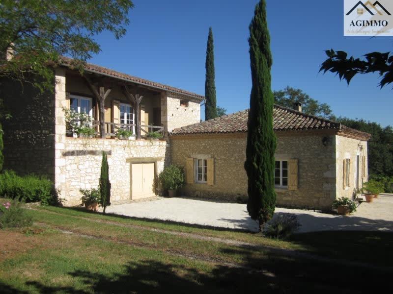 Sale house / villa L isle jourdain 549000€ - Picture 1