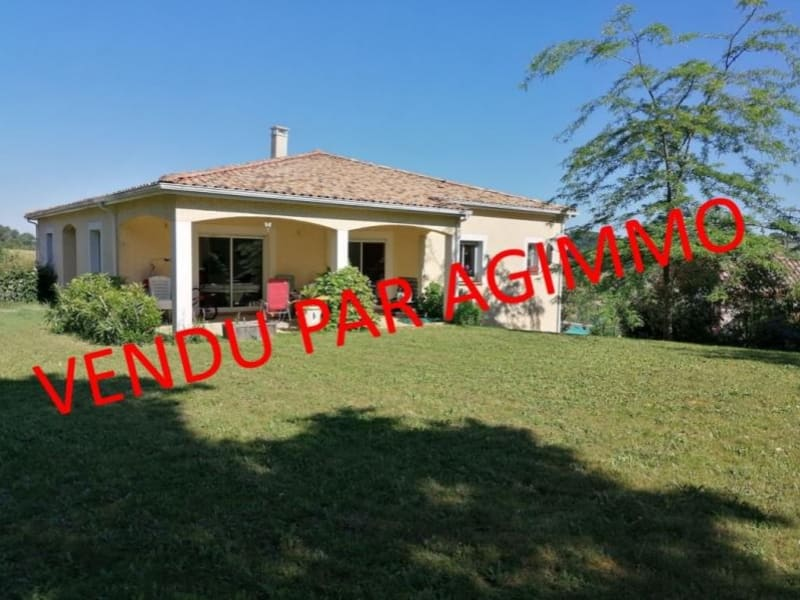 Sale house / villa Pujaudran 329000€ - Picture 1