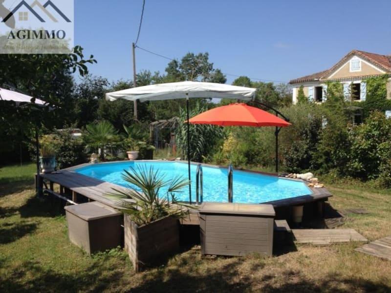 Sale house / villa L isle jourdain 292000€ - Picture 1