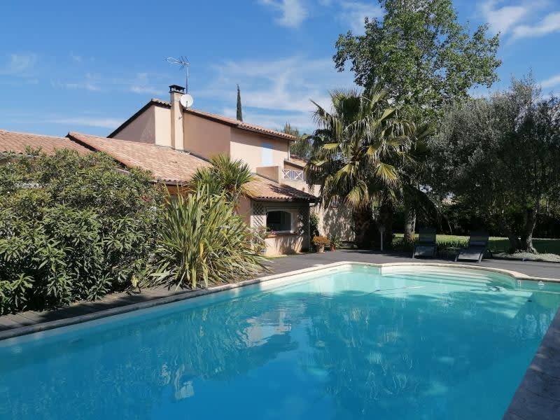 Sale house / villa Leguevin 418000€ - Picture 2