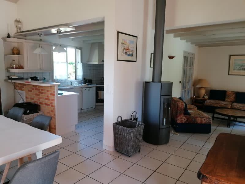 Sale house / villa Leguevin 418000€ - Picture 4