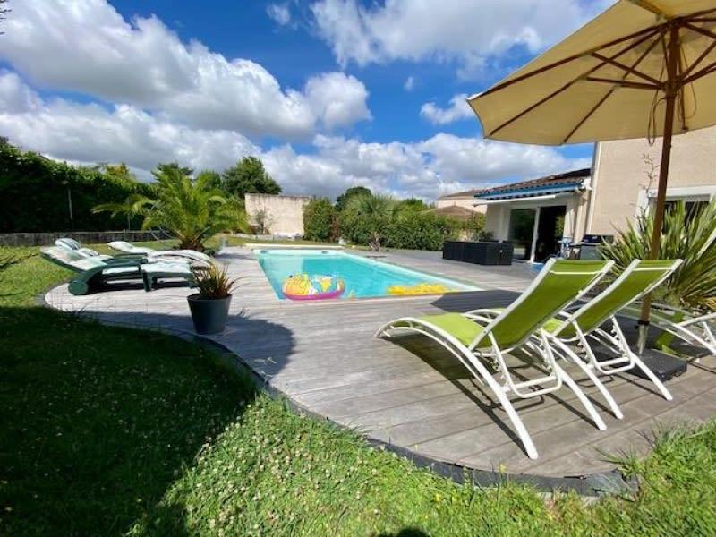 Vente maison / villa Carignan de bordeaux 530000€ - Photo 2