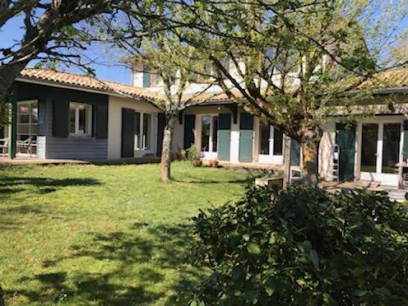 Vente maison / villa Salleboeuf 440000€ - Photo 1