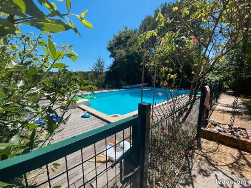Vente maison / villa Salleboeuf 440000€ - Photo 9