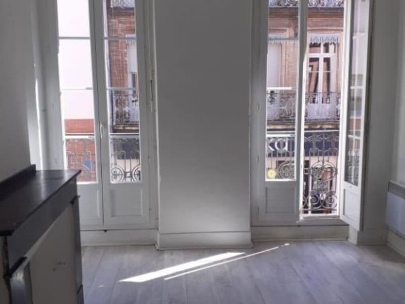 Rental apartment Toulouse 554,37€ CC - Picture 1