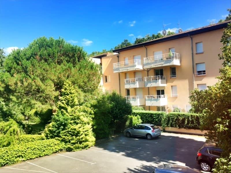 Rental apartment Toulouse 458,41€ CC - Picture 1