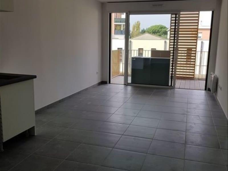 Rental apartment Toulouse 604,42€ CC - Picture 1