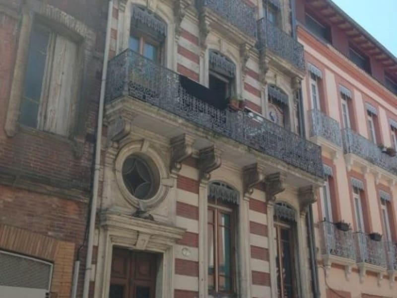 Rental apartment Toulouse 854,80€ CC - Picture 1