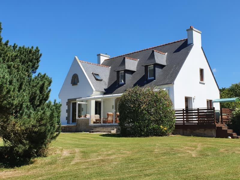 Sale house / villa Trelevern 383875€ - Picture 2