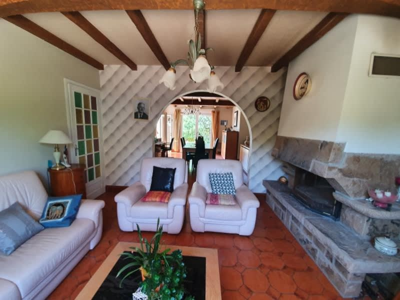 Sale house / villa Trelevern 383875€ - Picture 8