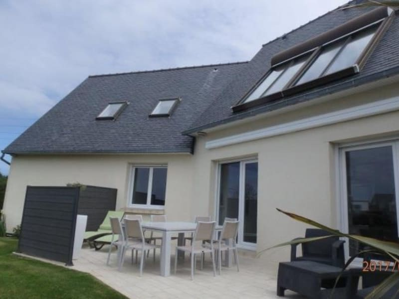 Vente maison / villa Penvenan 607700€ - Photo 1
