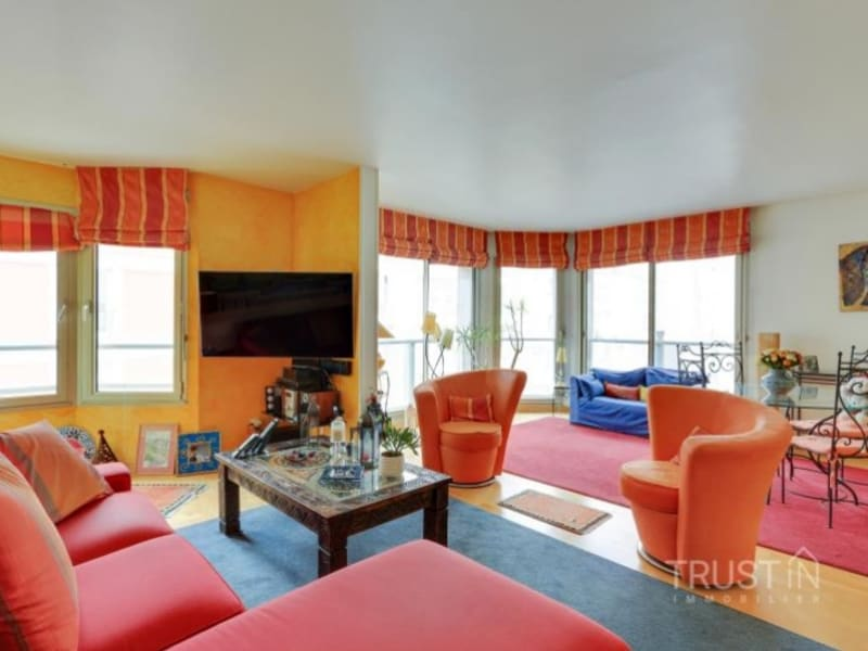 Vente appartement Paris 15ème 788000€ - Photo 3