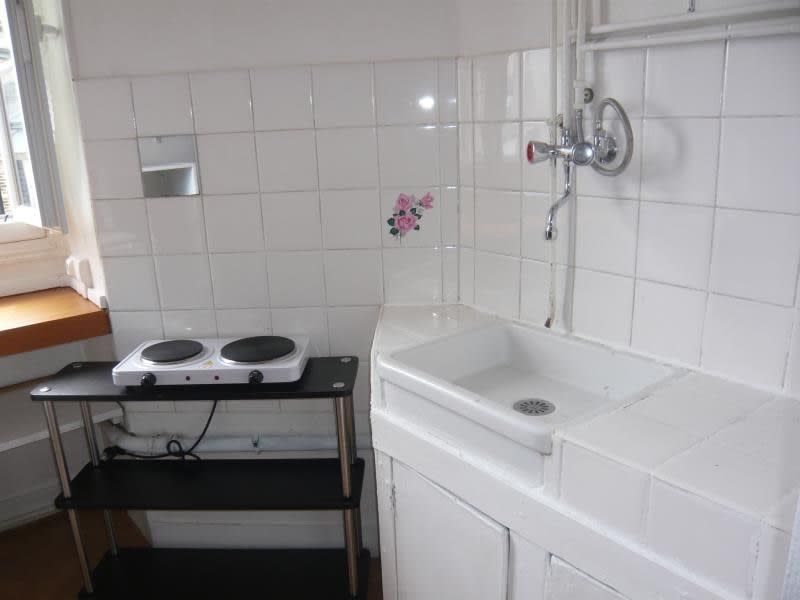 Sale apartment Paris 14ème 90000€ - Picture 2