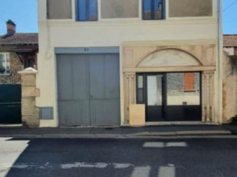 Rental empty room/storage Carrieres sur seine 750€ HC - Picture 1