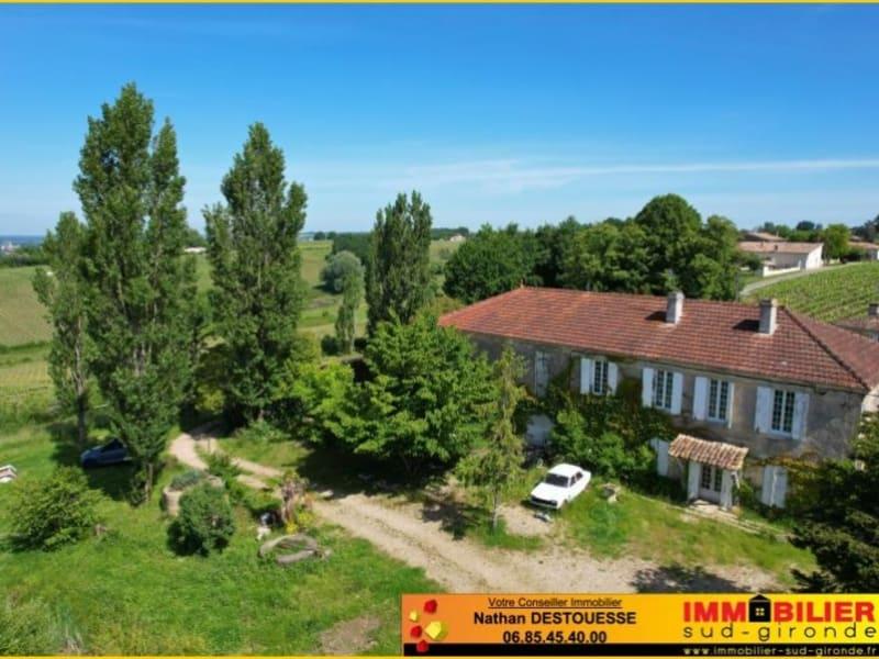Sale house / villa Cadillac 368700€ - Picture 1