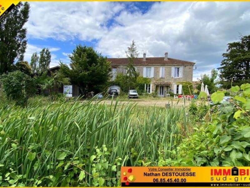 Sale house / villa Cadillac 368700€ - Picture 2