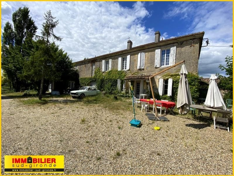 Sale house / villa Cadillac 368700€ - Picture 8