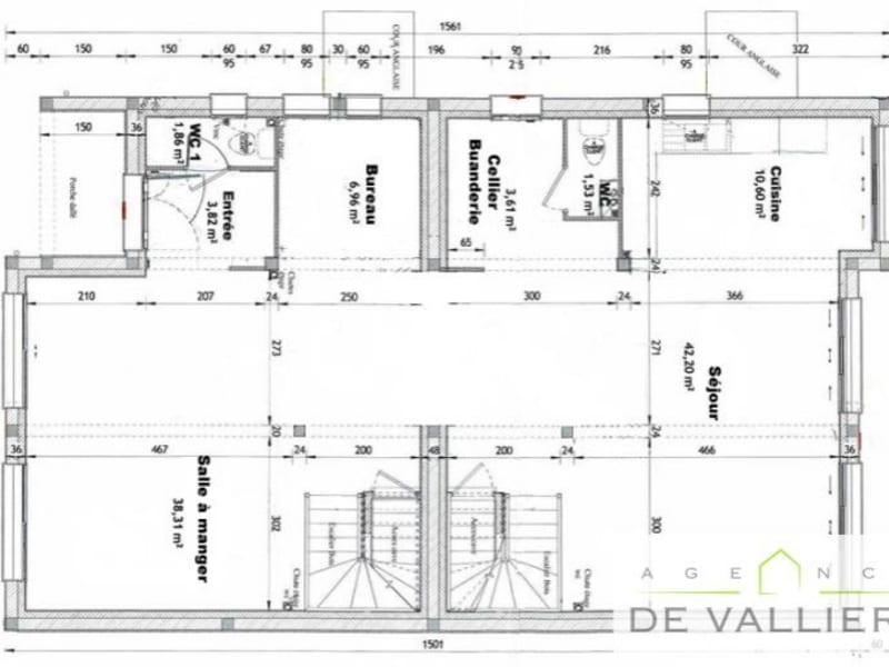 Sale house / villa Nanterre 1785000€ - Picture 1