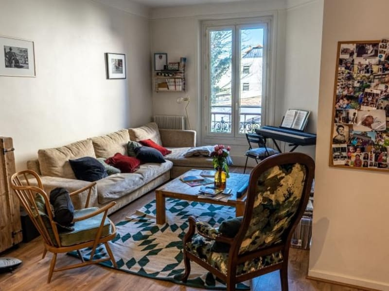 Vente appartement Colombes 580000€ - Photo 1