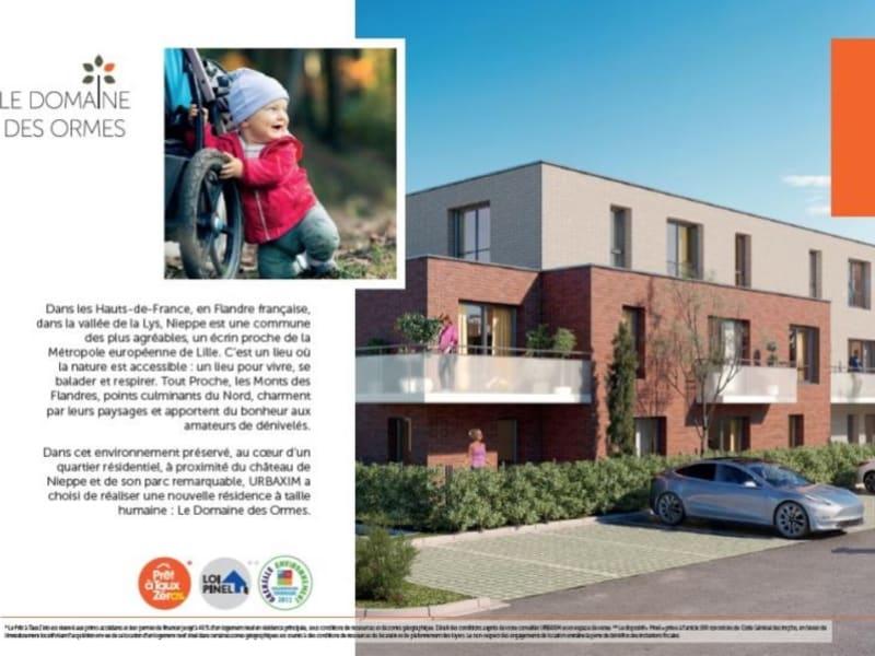 Vente appartement Nieppe 162000€ - Photo 3