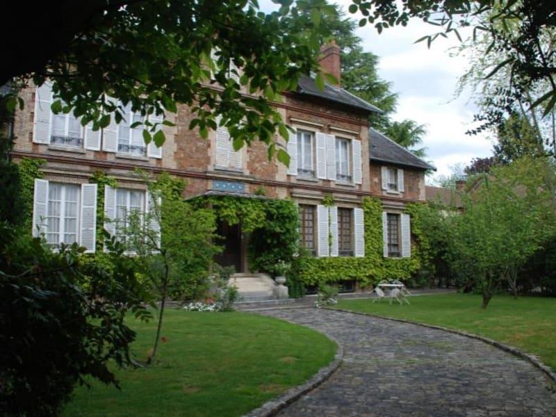 Deluxe sale house / villa Guyancourt 1490000€ - Picture 1