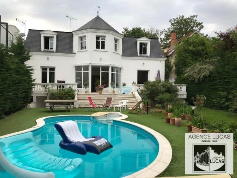 Sale house / villa Verrieres le buisson 1140000€ - Picture 1