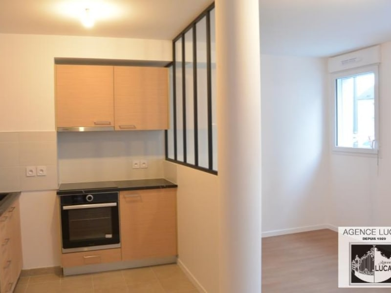Rental apartment Athis mons 605€ CC - Picture 1