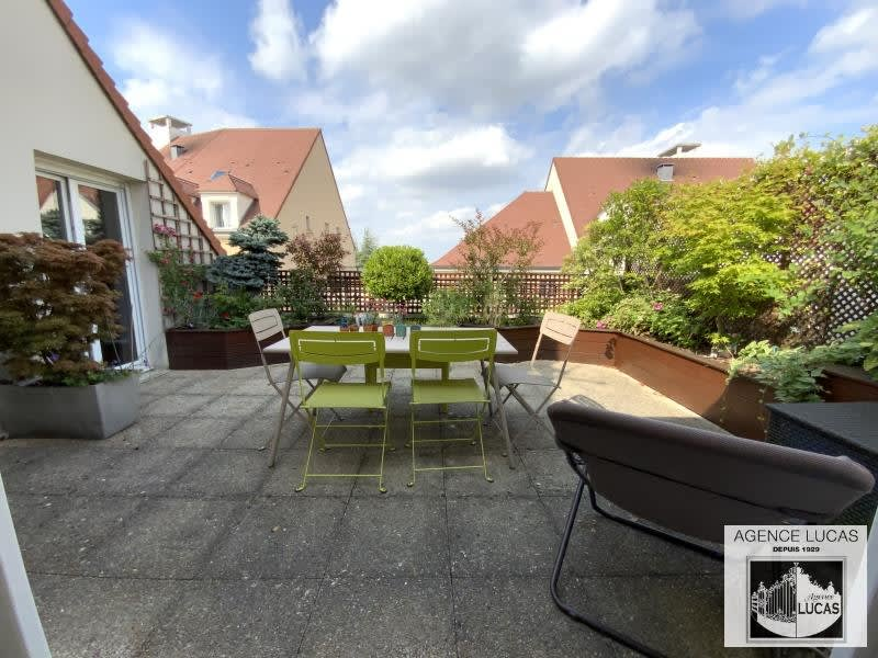 Sale apartment Le plessis robinson 593000€ - Picture 2
