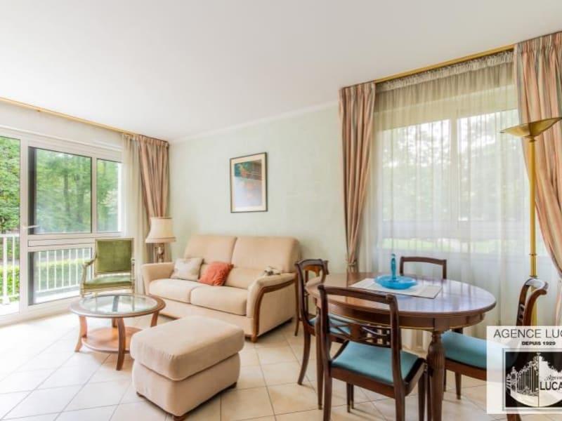 Sale apartment Verrieres le buisson 276000€ - Picture 2