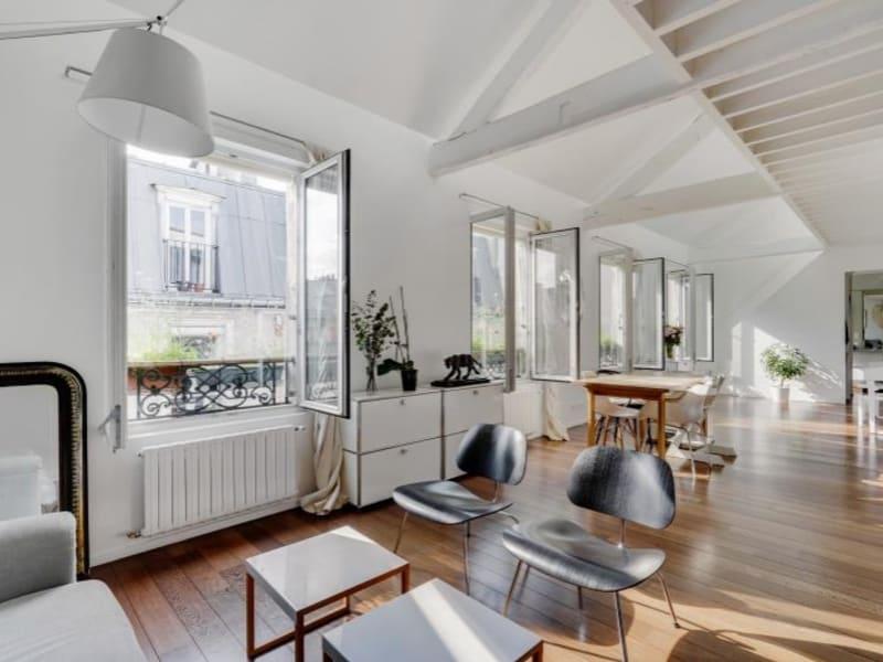 Deluxe sale apartment Paris 10ème 1050000€ - Picture 4