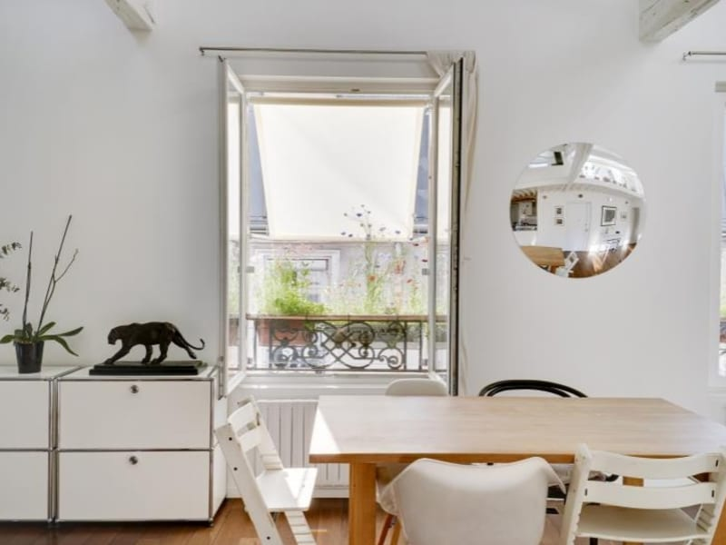Deluxe sale apartment Paris 10ème 1050000€ - Picture 6