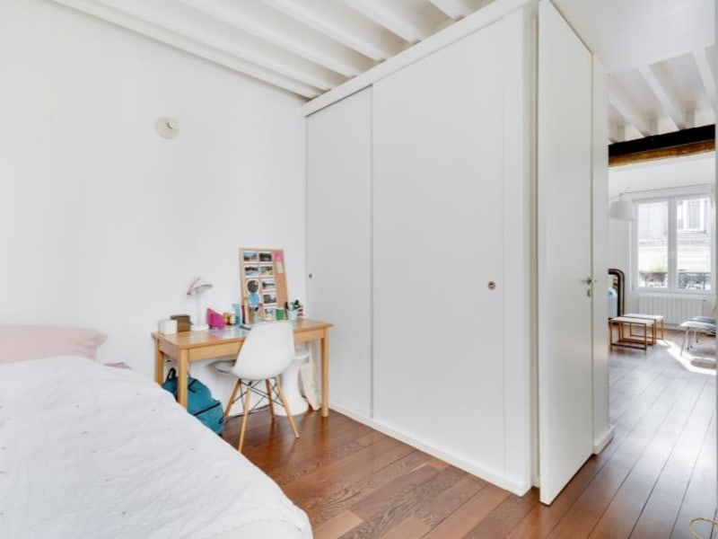 Deluxe sale apartment Paris 10ème 1050000€ - Picture 7