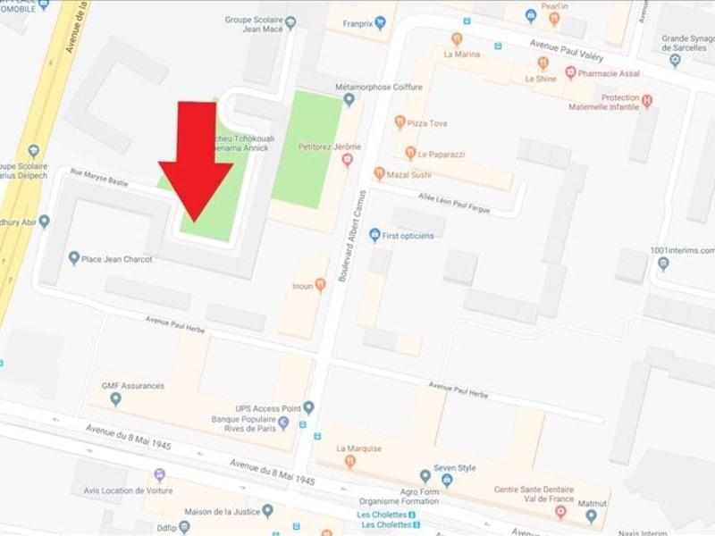 Location parking Sarcelles 60€ CC - Photo 1
