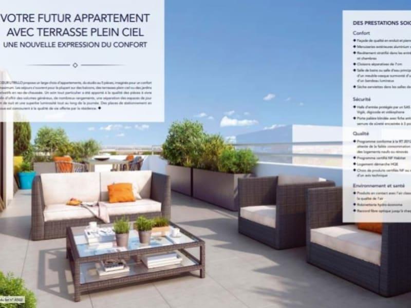 Vente appartement Sannois 217000€ - Photo 2
