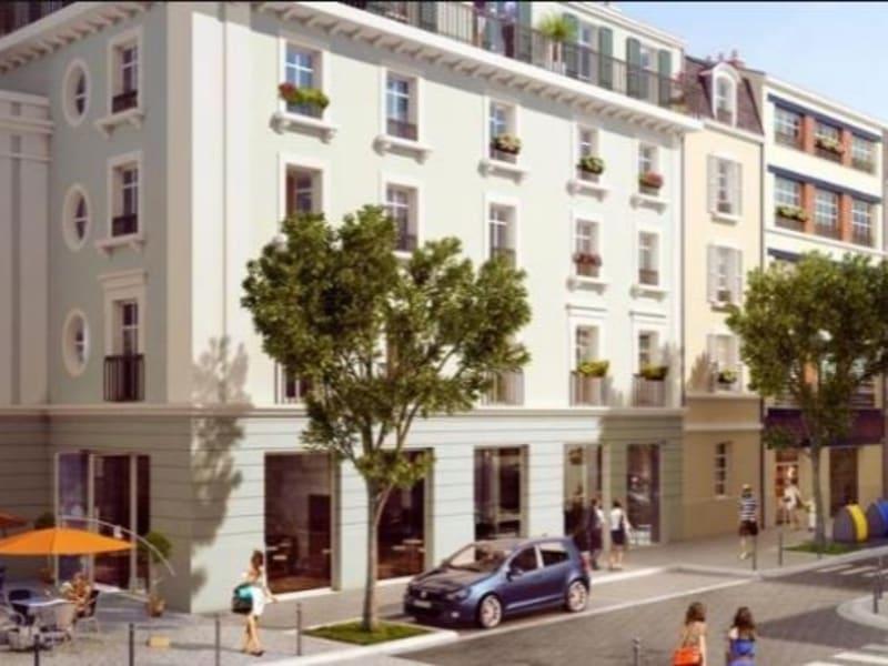 Vente appartement Pontoise 170000€ - Photo 1