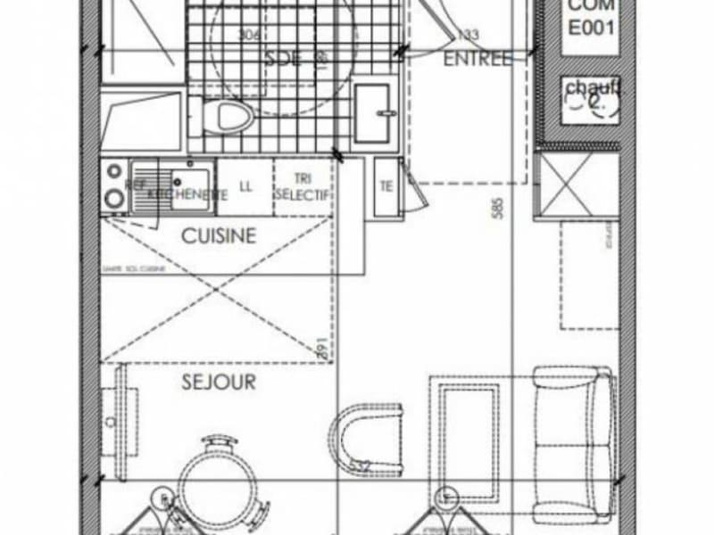 Vente appartement Pontoise 170000€ - Photo 3