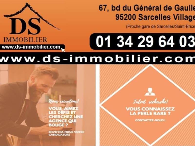 Vente parking Sarcelles 12500€ - Photo 1