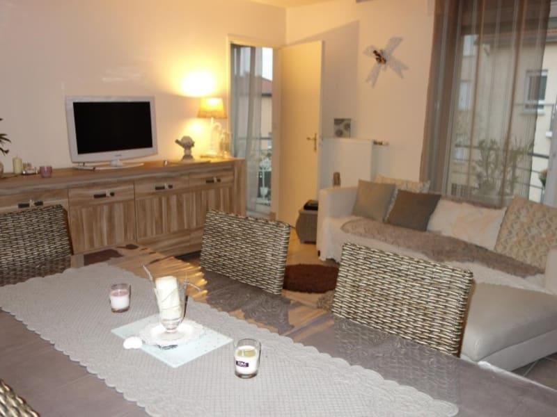 Rental apartment Riorges 766,23€ CC - Picture 1
