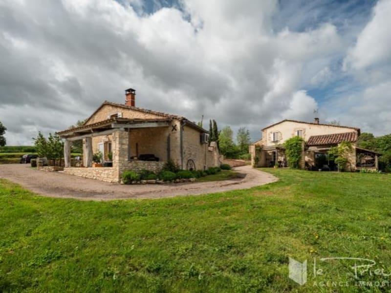 Venta de prestigio  casa Fauch 892000€ - Fotografía 2