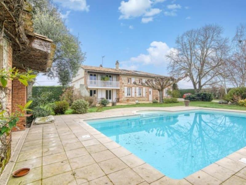 Sale house / villa St jory 990000€ - Picture 1