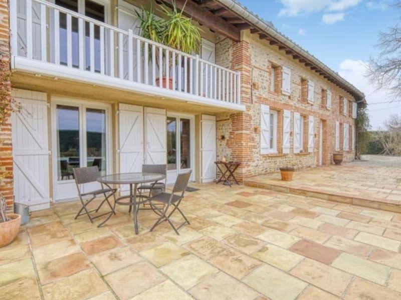 Sale house / villa St jory 990000€ - Picture 2