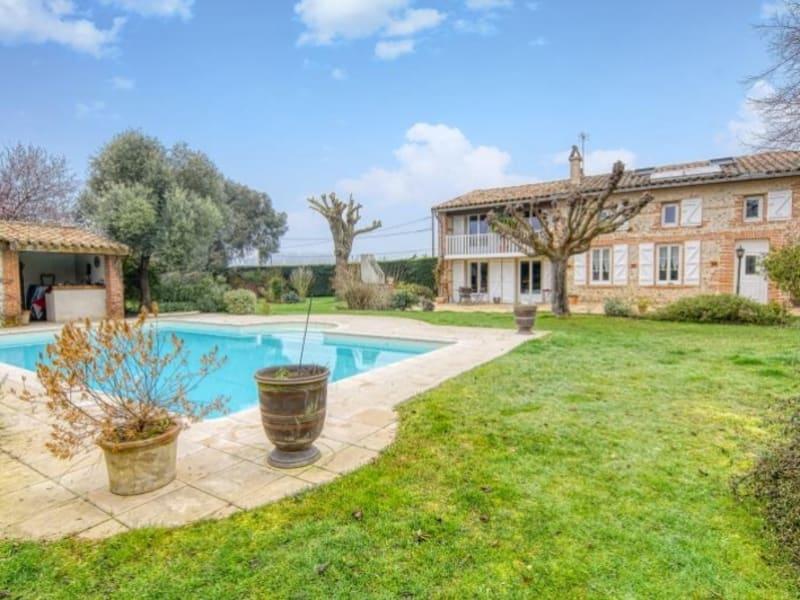 Sale house / villa St jory 990000€ - Picture 11