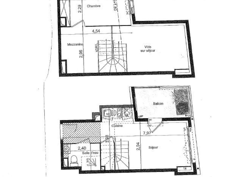 Vente appartement Toulouse 248000€ - Photo 1