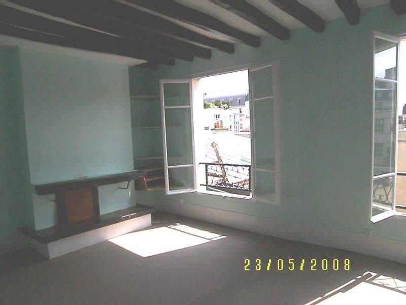 Rental apartment Paris 14ème 750€ CC - Picture 1