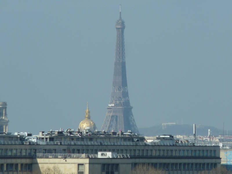 Rental apartment Paris 12ème 2400€ CC - Picture 1