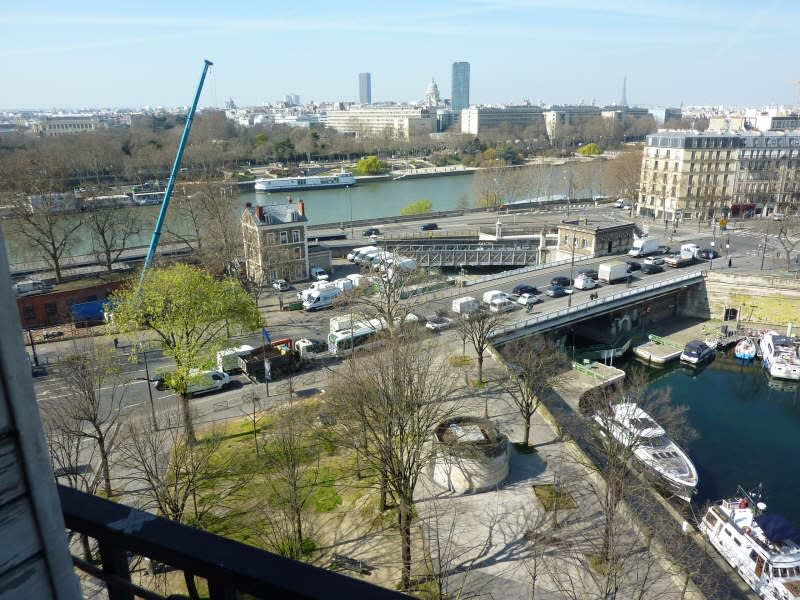 Rental apartment Paris 12ème 2400€ CC - Picture 10
