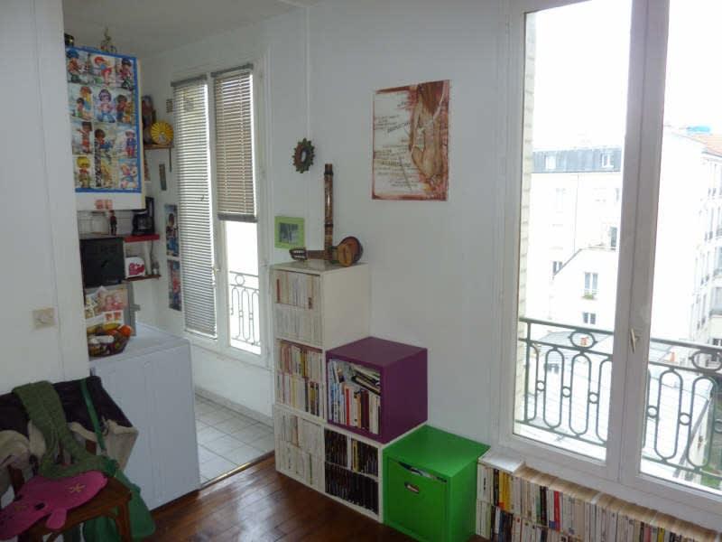 Rental apartment Paris 18ème 650€ CC - Picture 3