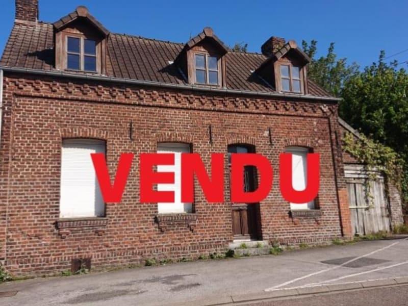 Vente maison / villa Lapugnoy 60000€ - Photo 1