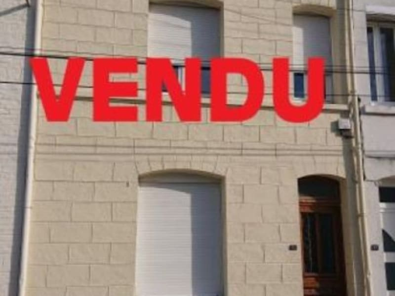 Vente maison / villa Bethune 150000€ - Photo 1